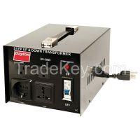DAYTON 16V988   Step Up/Down Voltage Converter 3kVA