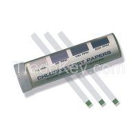 LAMOTTE 4250-BJ Test Stips, Chlorine, 0 to 200 PPM, PK200