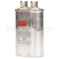 DAYTON 2MDV7 Motor Run Capacitor 10 MFD 3-5/8 in H