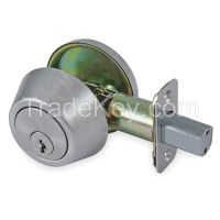 BATTALION 2VMX6 Single Cylinder Thumbturn, Steel