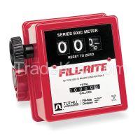 FILL-RITE 807C1 Meter 1 MNPT 5-10 gpm