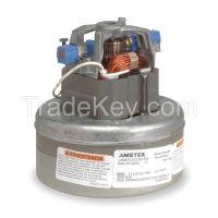 AMETEK LAMB 11643200 Vacuum Mtr/Blwr Thru-Flow 2 Stge 1 Spd