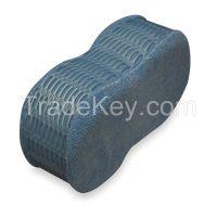 TOUGH GUY 2ZPE3 Sponge Blue 9In L 4-1/2In W