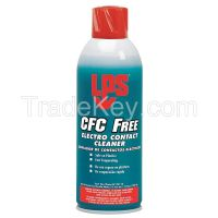 LPS   03116   CFC Free, Contact Cleaner, Aerosol, 16 oz.