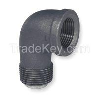BRADY 7078-4 Pipe Marker, Diesel Oil, Y, 3/4 to2-3/8 In