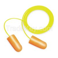 3M P1001 Ear Plugs 32dB Corded Reg PK100