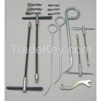 PALMETTO PACKING   1116    Packing Extractor Set A Corkscrew