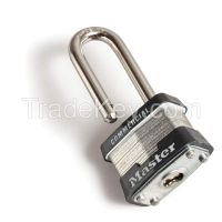 MASTER LOCK 1KALJ Padlock KA 2-1/2 In H 4 Pin Steel MASTER LOCK 1KALJ