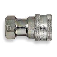 EATON AEROQUIP 5601810S Coupler Body 1/2-14 5/8 in Body Steel EATON AEROQUIP 5601810S