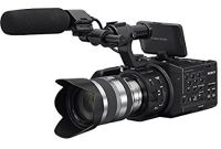 "Handycam NEX-FS100UK Digital Camcorder - 3.5"" LCD - CMOS - Full HD"