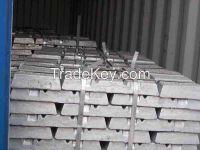 High quality special high grade Zinc ingot 99.995