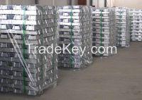 primary aluminium ingot for remelting
