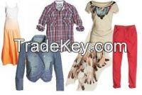 APPARELS AND ORGANIC CLOTH QUANTITY SELLAR