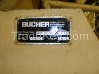 Bucher Guyer HP 5000 press
