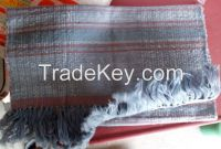 Organic cotton fabric that color by natural equipment Handmade