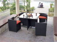 rattan dining room furniture