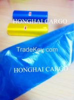 Wholesale HDPE black  can liner bags on roll