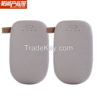 Favorable universal 10400mAh mobile power bank with CE FCC ROHS certificate