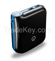 High quality business style realy capacity 12000mAh mobile power bank