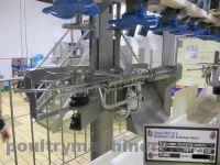 Stork MX3 Thigh Deboner and Meat Harvesting Line
