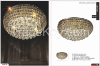 chandelier crystal lighting, led ring light,modern luxury crystal chandeliers