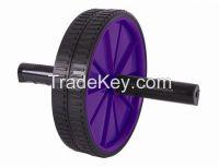 The high quality exerciser wheel gym exercise fitness wheel