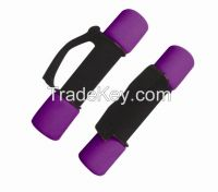 soft dumbbell with foam to loss weight fitness products