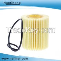 China Manufacturer Auto Oil Filter for Toyota (04152-31080)
