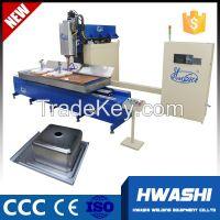 Automatic CNC Double-Bowl Sink Welding Machine