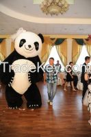 Inflatable 3 meter Panda for weddings, birthdays, advertising