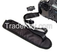 Camera Neck Strap with buckle tripod socket