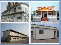 Steel Prefabricated House