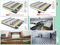 AL-Mg-Mn roofing panel