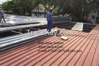 PU/PIR insulating material