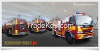 Fire Fighting Vehicle & Fire Truck Manufacturer