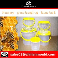 Plastic paint bucket mould / bucket mould by China