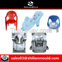 Plastic chair and table mould by China