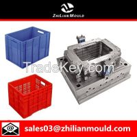 Plastic crate mould by China