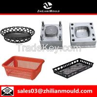 Plastic basket mould by China