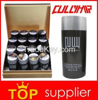 FULLY Hair building fibers with OEM serice