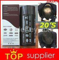 hair extension product private label hair building fiber fully keratin fibers