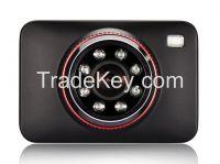 "NTK96650 2.7"" LCD 1080P Car Black Box Car DVR"