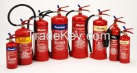 Fire Extinguisher, Fire Alarm, Fire Pump, Hose Pipe, Hose Reel, Safety Items