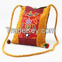 Hand Embroidered Ladies Handbags
