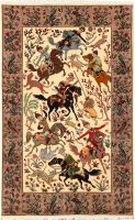 Pakistani Handmade luxury wool rugs