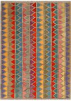 Afghan Oriental Hand-knotted Chobby Kilim Rugs Wholesale
