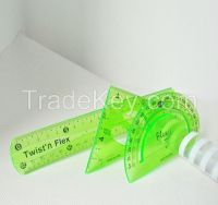 Color Twist'n Flex Ruler Set