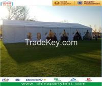 10m x 30m White aluminum wedding tent for 300 people