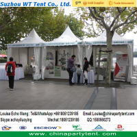 Sell outdoor pagoda gazebo party exhibition trade show event tent 3*3m, 4*4m,5*5m,6*6m, 8*8m,10*10m,15*15m