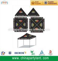 Sell hexgonal aluminum frame pop-up tent, folding marquee tent